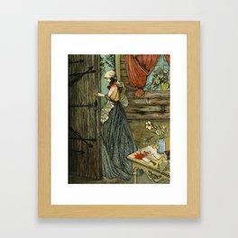 Kidnapped Framed Art Print