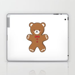 Ginger-Bear Cookie Laptop & iPad Skin