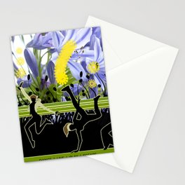 DANCE | live | PLAY | escape Stationery Cards