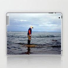A boy and The Sea 2 Laptop & iPad Skin