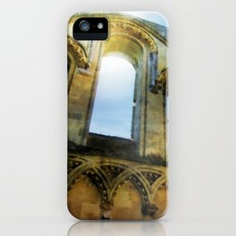 Glastonbury Abbey  iPhone Case