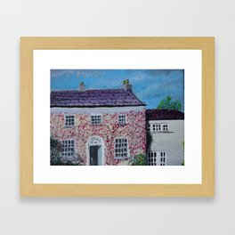 Killiney Hill Road Framed Art Print