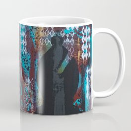 Squaring the Bishop Coffee Mug