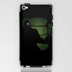 SuperHeroes Shadows : Hulk iPhone & iPod Skin