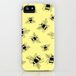 Queen B iPhone Case
