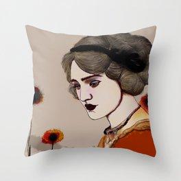 Pastel 2 Throw Pillow