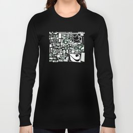 Numbers by Friztin Long Sleeve T-shirt