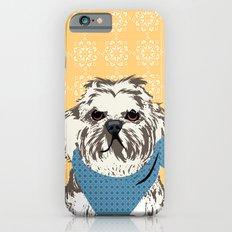 Shih Tzu Dog Art iPhone 6s Slim Case