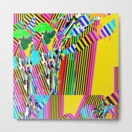 Bee-G; sV Point 4 Metal Print