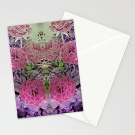 Vintage Roses II Stationery Cards