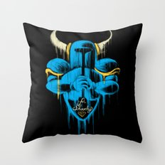 For Shovelry Throw Pillow