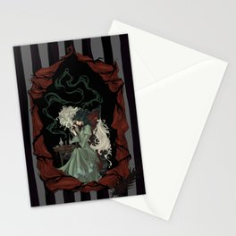 Tragically Ever After: Mina Stationery Cards