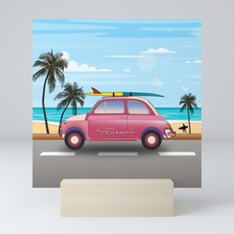 summer in Florida Mini Art Print