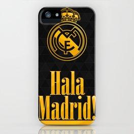 Hala Madrid! iPhone Case