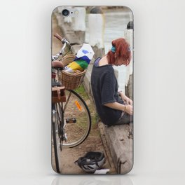 Take me home iPhone Skin