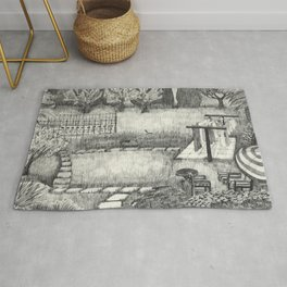 Laundry Time Rug