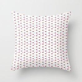 Arrows: multi-color Throw Pillow
