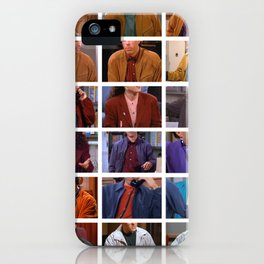 Seinfeld in Color 4 iPhone Case