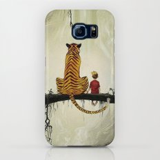 Calvin And Hobbes Slim Case Galaxy S7