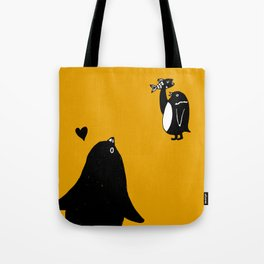 Penguin~the best thing Tote Bag