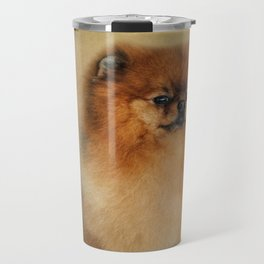Proud Pomeranian Travel Mug