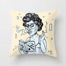 The Metamorphosis Throw Pillow