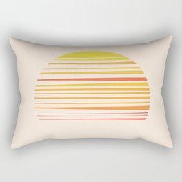 all summer long Rectangular Pillow