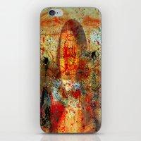 da vinci iPhone & iPod Skins featuring Leonardo da Vinci Abstract  by  Agostino Lo Coco