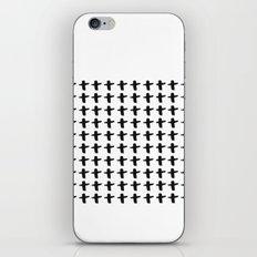 You Plus Me iPhone & iPod Skin