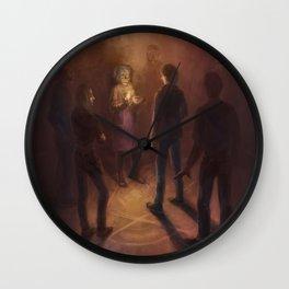 The Ritual Wall Clock
