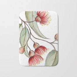 Flowering Australian Gum Bath Mat