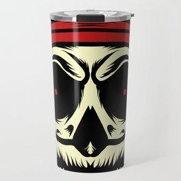 Skull Mario Travel Mug
