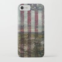 patriots iPhone & iPod Cases featuring Guns of the patriots by  Maʁϟ
