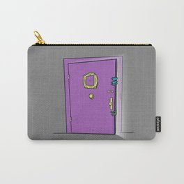 Scary Friends Carry-All Pouch