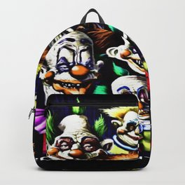 Clowns From Space Backpack