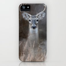 Buck In The Shadows iPhone (5, 5s) Slim Case