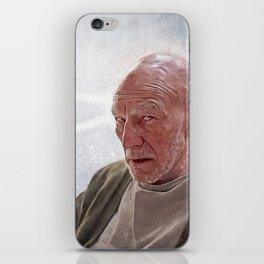 Charles Xavier - Logan iPhone Skin