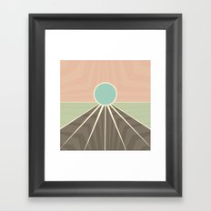 Proteus Framed Art Print