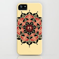 Lotus Peace Print Red Edition Slim Case iPhone (5, 5s)