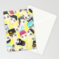 BIGBANG Collage (Yellow) Stationery Cards
