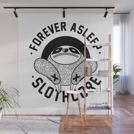 SlothCore Wall Mural