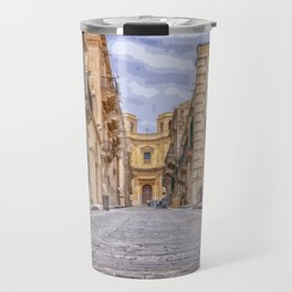 Let's Walk For A While Travel Mug