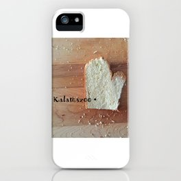 Yes, There Really is a Kalamazoo #puremichigan iPhone Case