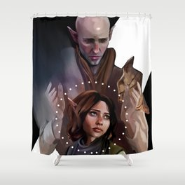 Ir Ableas, Vehnan Shower Curtain