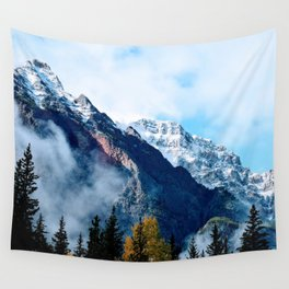 Mount Wall Tapestry