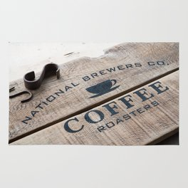 Coffee Crate Rug