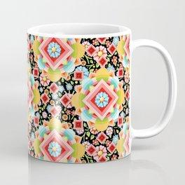 Groovy Cosmic Chintz Coffee Mug