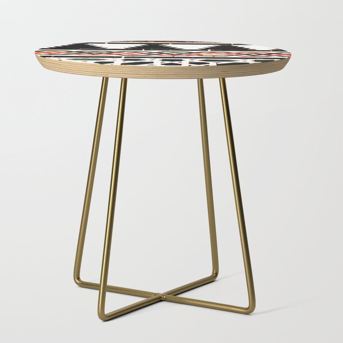 Mosaic Tile Wall Side Table By Sgd