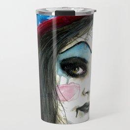 My Best Clown Suit Travel Mug