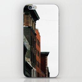 Rue Saint Charles 8377 iPhone Skin